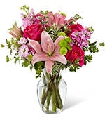 Pink Posh Bouquet